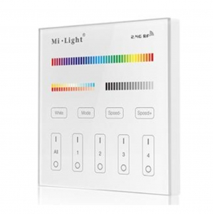 Mi-Light dotykowy panel do pusz RGBW+CCT